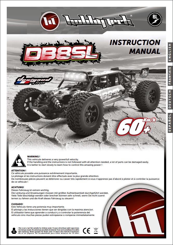 db8sl notice
