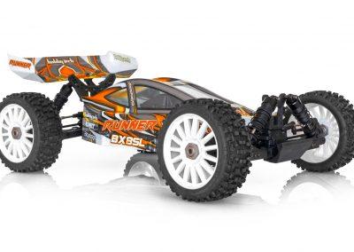 Hobbytech BX8 Runner Orange