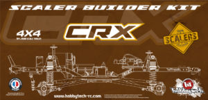 CRX Kit à monter